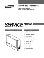 Buy Samsung HCR4755W Service Manual by download Mauritron #332813