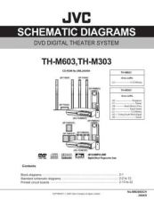 Buy JVC TH-M303SCH Service Manual by download Mauritron #278266