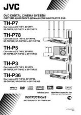 Buy JVC TH-P78-2 Service Manual by download Mauritron #283913