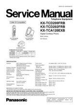 Buy Panasonic TCD200FR(1) Manual by download Mauritron #301932