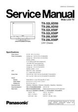 Buy Panasonic TX-32LX500P Manual by download Mauritron #302534