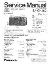 Buy Panasonic SA-AK630EG Manual by download Mauritron #301674