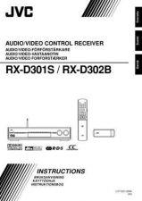 Buy JVC RX-D301S - RX-D302B-2 Service Manual by download Mauritron #283239