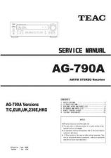 Buy Teac AG370 Service Manual by download Mauritron #319262