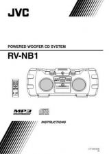 Buy JVC RV-NB1-3 Service Manual by download Mauritron #276442