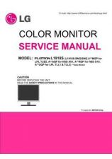 Buy LG MFL36373631(L1918S-S_BNQ_E)_4 Manual by download Mauritron #305609
