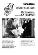 Buy Panasonic FL611GR_1 Manual by download Mauritron #299232