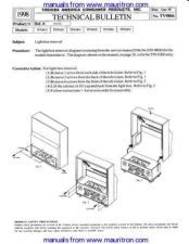 Buy Toshiba TP50H60 Supplement 1 Manual by download Mauritron #312695