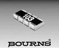 Buy Bourns SMT Chip Resistor Array Kit - 32 values (#3800)