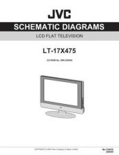 Buy JVC LT-17X475sch Service Manual by download Mauritron #282652
