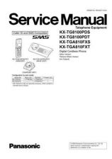 Buy Panasonic KX-TG7150FXS Manual by download Mauritron #300491
