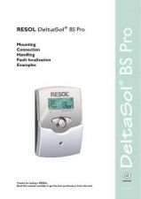 Buy Honeywell stiebeleltron deltasolbspro(2) Operating Guide by download Mauritron #31710