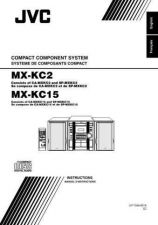 Buy JVC MX-KC2-2 Service Manual by download Mauritron #282979
