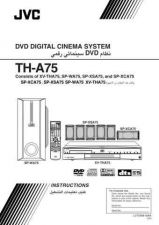 Buy JVC TH-A75 Service Manual by download Mauritron #283712