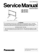 Buy Sharp UB-2315C Manual by download Mauritron #298642