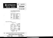 Buy Hitachi GF-0119E Service Manual by download Mauritron #290355