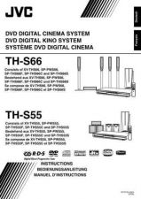 Buy JVC TH-S66-6 Service Manual by download Mauritron #284055