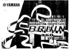 Buy Yamaha 5WH-F8199-60 Quad ATV Bike Manual by download #334543
