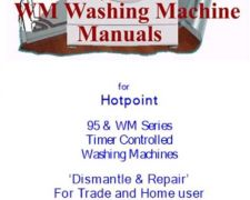 Buy Hotpoint WM25 Service Manual by download Mauritron #314514