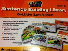 Buy Reading Rods SEALED books Set Sentence Building Library Visuals Autism Activitie