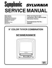 Buy Emerson 6309CE Service Manual by download Mauritron #330502