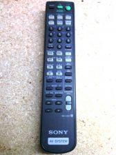 Buy SONY RM U305 R REMOTE CONTROL = HT 1300D DDW830 STR DE575 DE475 K502S DE675