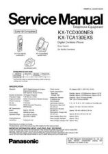 Buy Panasonic KX-TCD300ET- Manual by download Mauritron #300112