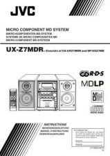 Buy JVC UX-Z7MDR Service Manual by download Mauritron #284515