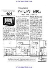 Buy PHILIPS 680A Technical CDC-545 by download Mauritron #317636