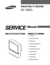 Buy Samsung PCK520R5C Service Manual by download Mauritron #332847