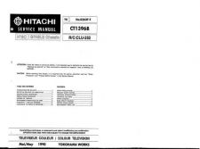 Buy Hitachi YK-0363F-E Service Manual by download Mauritron #287503