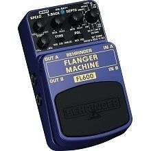 Buy BEHRINGER FLANGER MACHINE guitar stomp effects pedal