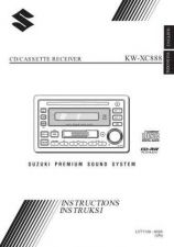 Buy JVC KW-XC888-2 Service Manual by download Mauritron #282635