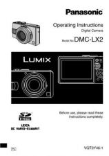 Buy Panasonic DMC-LX2 Manual by download Mauritron #298868
