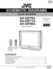 Buy JVC p52004sch Service Manual by download Mauritron #276399
