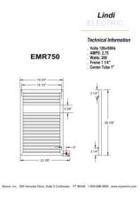 Buy Honeywell myson emr750brochure Operating Guide by download Mauritron #316898