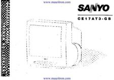 Buy Sanyo CE17AT3-GB CDC-1521 by download Mauritron #317649