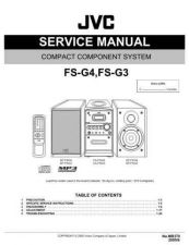Buy JVC FS-G4-FS-G3 Service Manual by download Mauritron #280424