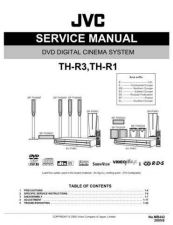 Buy JVC TH-R3 by download Mauritron #276936