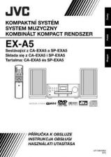 Buy JVC EX-A5-3 Service Manual by download Mauritron #274012