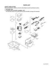 Buy JVC yf027par Service Manual by download Mauritron #273879