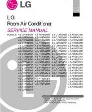 Buy LG AS-C1264GA0 Manual by download Mauritron #304567