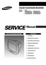 Buy Samsung TXM2556X SM Service Manual by download Mauritron #332874