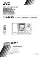 Buy JVC UX-M5 Service Manual by download Mauritron #284409