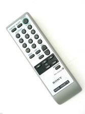 Buy Remote Control SONY RMT CS350A - CFD S350 350 silver Z-43 SXV 4049 a1107489a