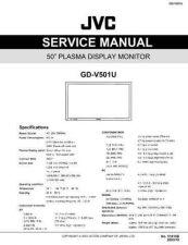 Buy JVC GD-V501U Service Manual by download Mauritron #280498