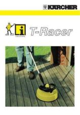 Buy Karcher T-Racer Version 1 Washer Operating Guide by download Mauritron #315605