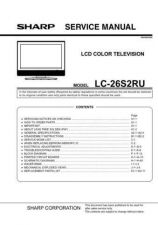 Buy Sharp LC20A2M Service Manual by download Mauritron #332909