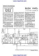 Buy BUSH VHF54 Wireless Service Manual by download Mauritron #326412