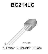 Buy Transistor - BC214L PNP (TO-92) - 20 Pieces